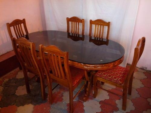 Dining Table And Chair Set At Discount Rate – The Furniture Intended For Dining Table Chair Sets (Image 9 of 20)