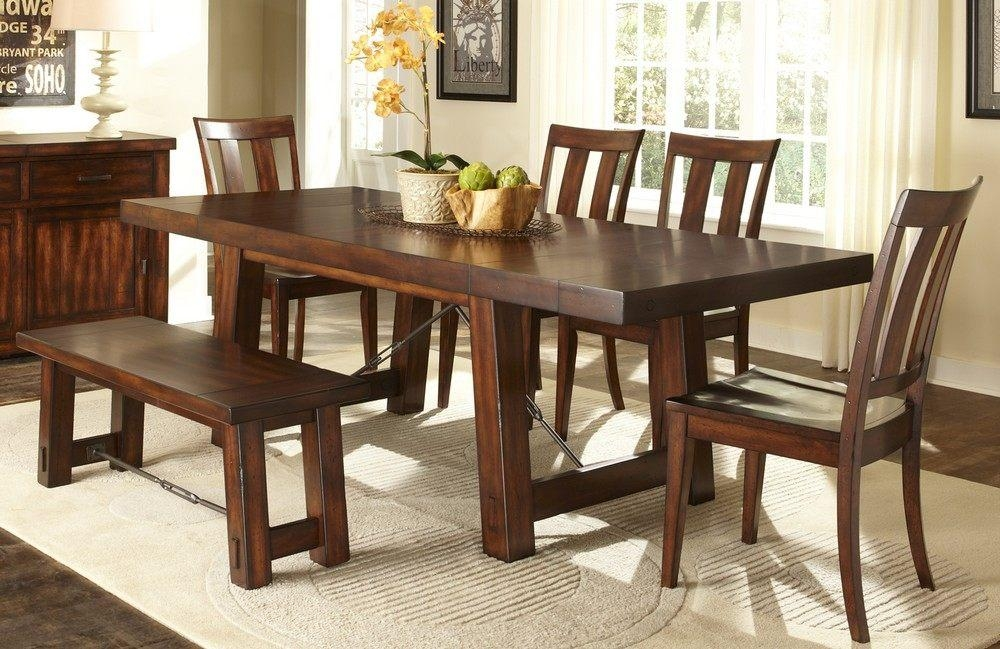 Dining Table, Dining Table Set Cheap | Pythonet Home Furniture Pertaining To Mahogany Dining Tables Sets (Image 8 of 20)