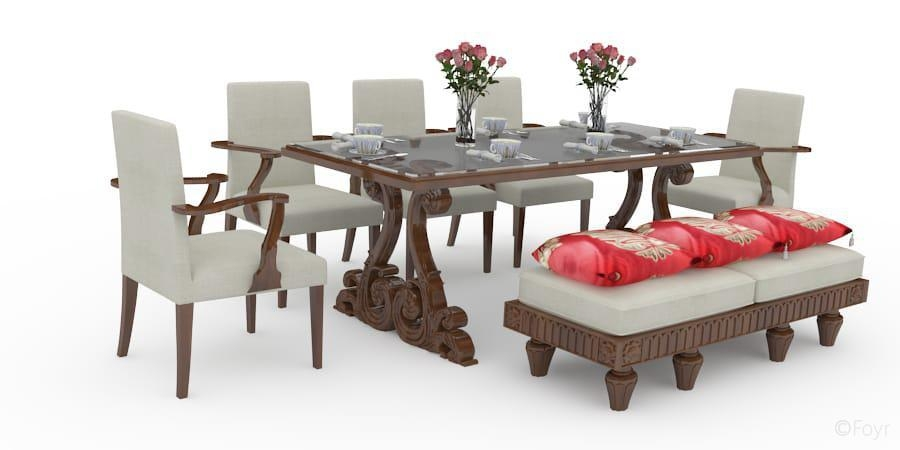 Dining Table (Image 12 of 20)