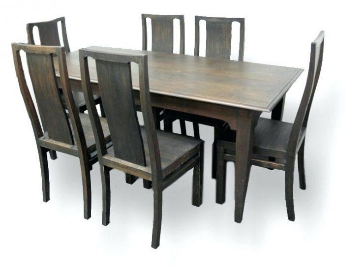Dining Table For 6 – Sfcloudservice (Image 11 of 20)