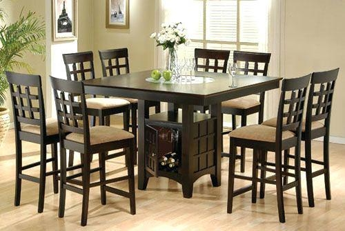 Dining Table For 8 – Kiurtjohnson (Image 9 of 20)
