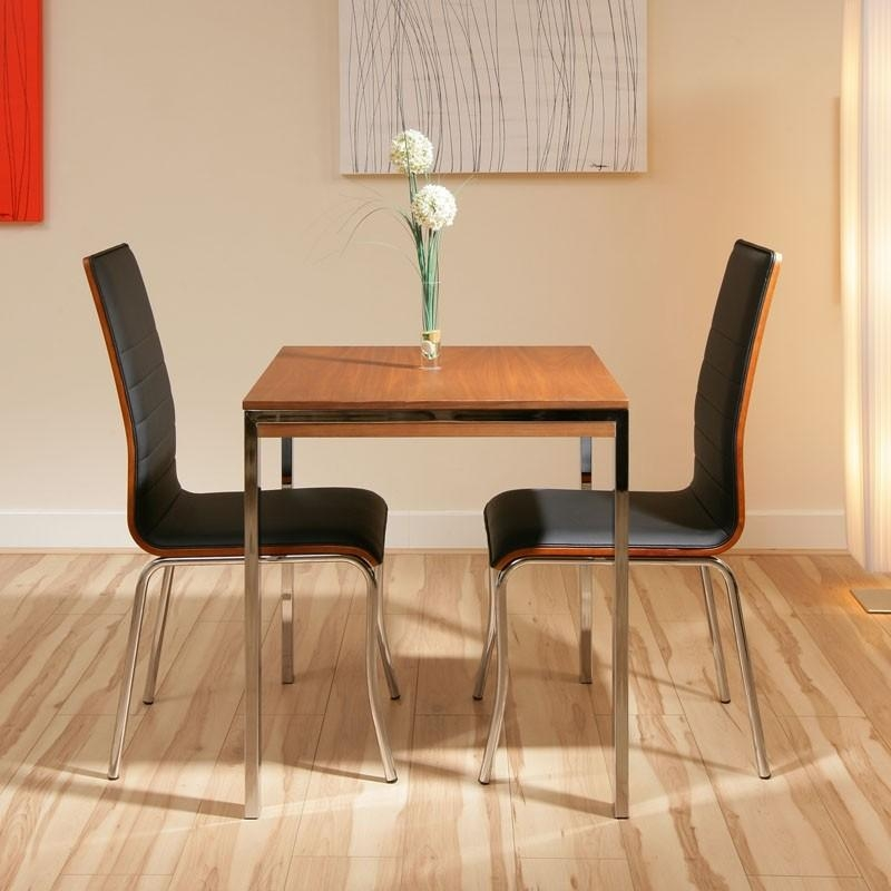 Dining Table For Two – Coredesign Interiors With Regard To Two Person Dining Table Sets (View 16 of 20)