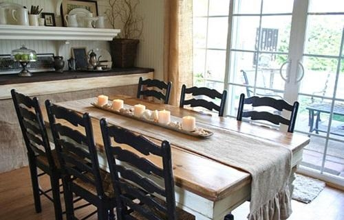 Dining Table French Country Set – French Country Dining Room Home With Country Dining Tables (Image 15 of 20)