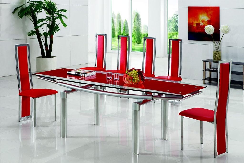 Dining Table, Glass For Dining Table | Pythonet Home Furniture With Regard To Glass Dining Tables (View 9 of 20)