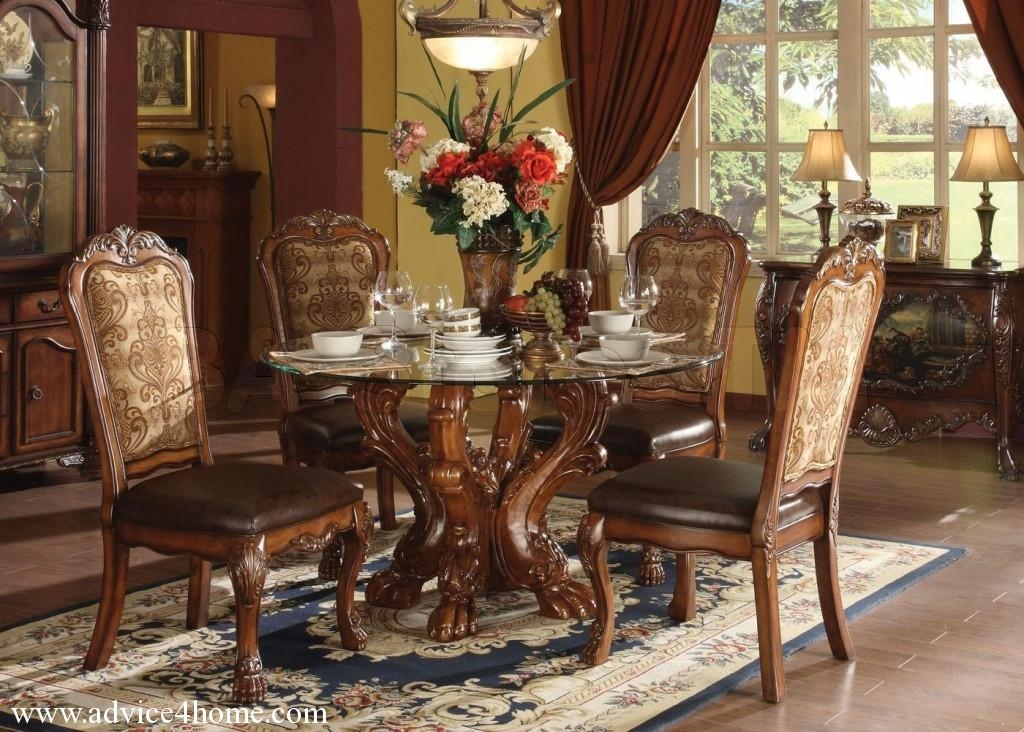 Dining Table In Traditional Dining Tables (Image 8 of 20)