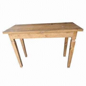 Dining Table, Made Of Teak Wood, Sized 120 X 60 X 75Cm, Color Regarding Dining Tables 120X (Image 15 of 20)