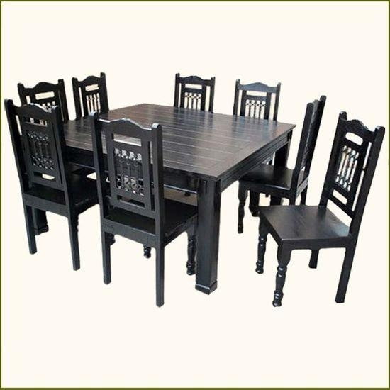 Dining Table Sets With Dining Table Chair Sets (View 16 of 20)