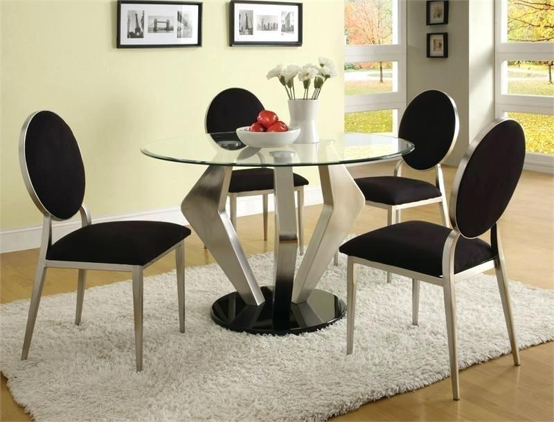 Dining Table ~ Showroom 6 Seater Glass Dining Table Sets 6 Seater For 6 Seater Glass Dining Table Sets (Image 14 of 20)
