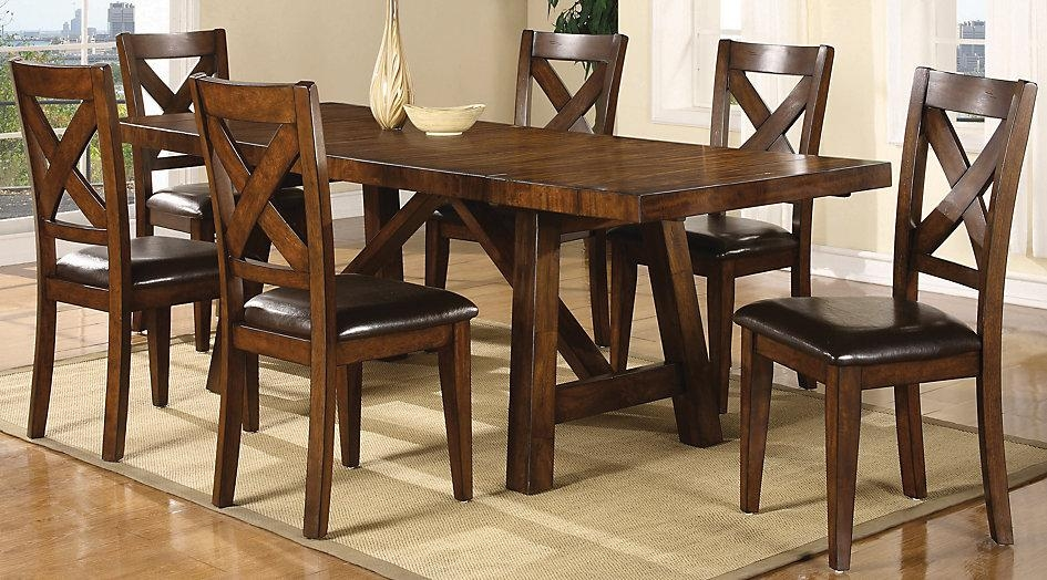 Dining Table, Walnut Dining Room Table | Pythonet Home Furniture Regarding Walnut Dining Table Sets (View 14 of 21)