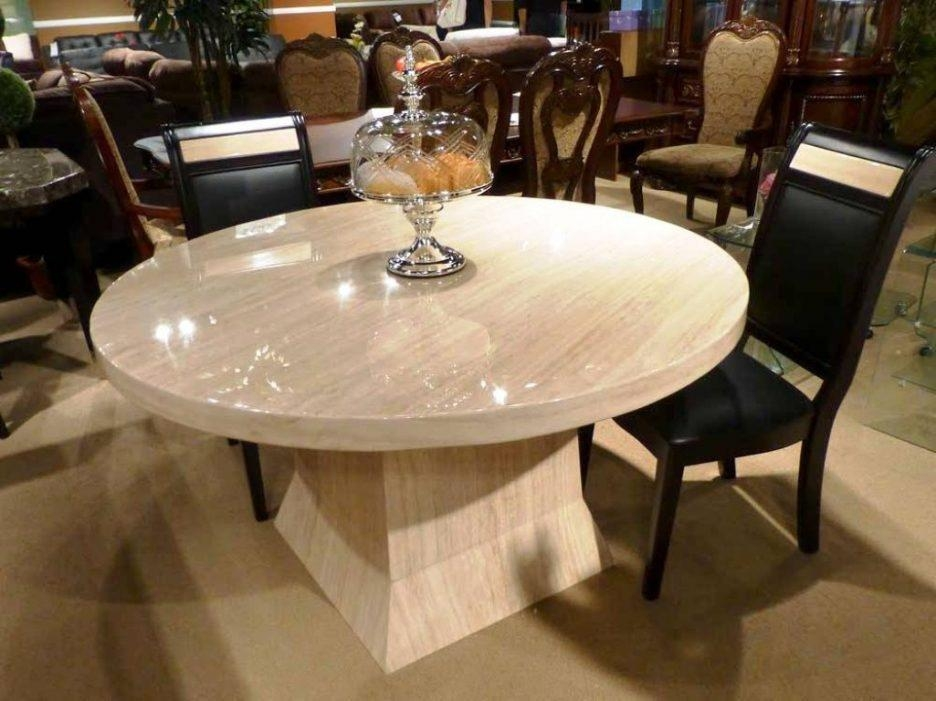 Dining Tables : Antique Marble Top Table Round Marble Dining Table Throughout Solid Marble Dining Tables (View 10 of 20)