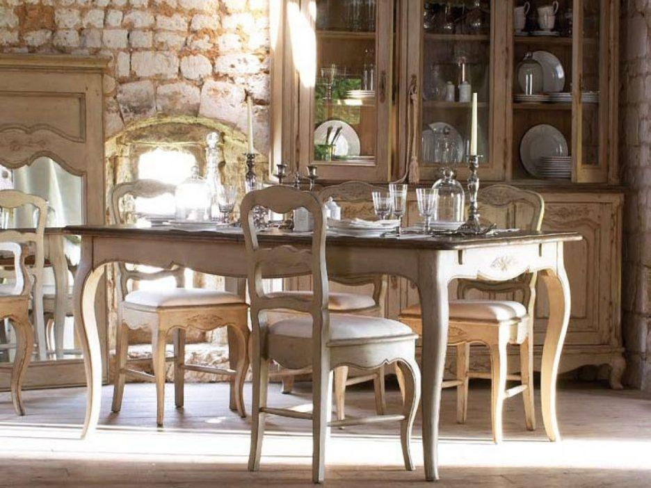 Dining Tables : French Country Oak Dining Table French Country For French Country Dining Tables (View 7 of 20)