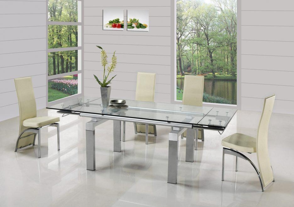 Dining Tables : Ikea Round Glass Table Rectangular Square Glass Intended For Ikea Round Glass Top Dining Tables (Image 8 of 20)