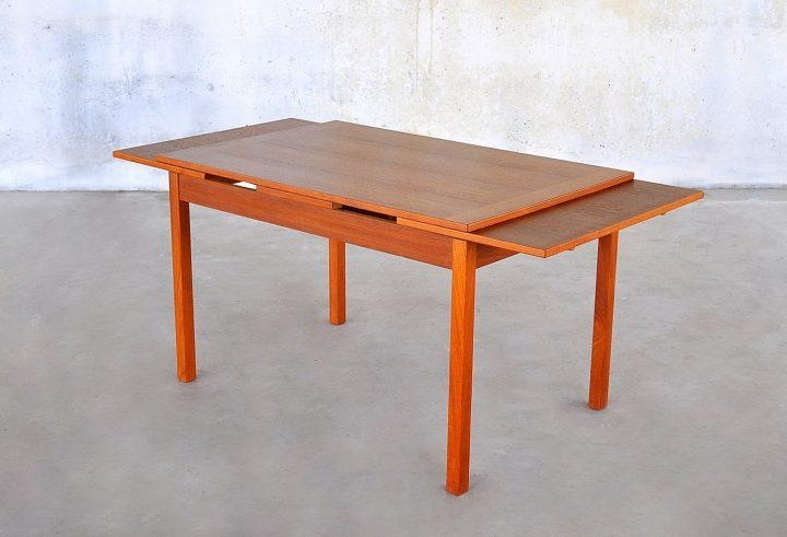 Dining Tables : Image Of Small Extendable Dining Table Modern Pertaining To Small Extending Dining Tables (Image 6 of 20)