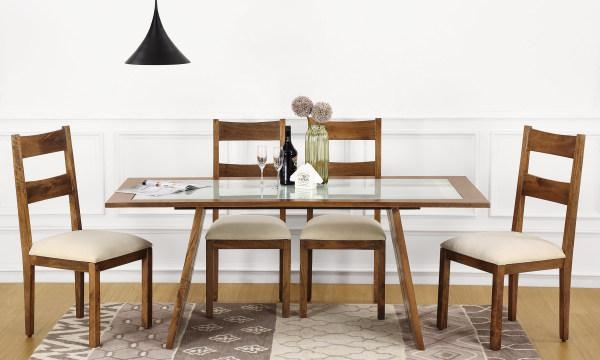 Dining Tables – Livspace Inside Glass 6 Seater Dining Tables (Photo 10 of 20)