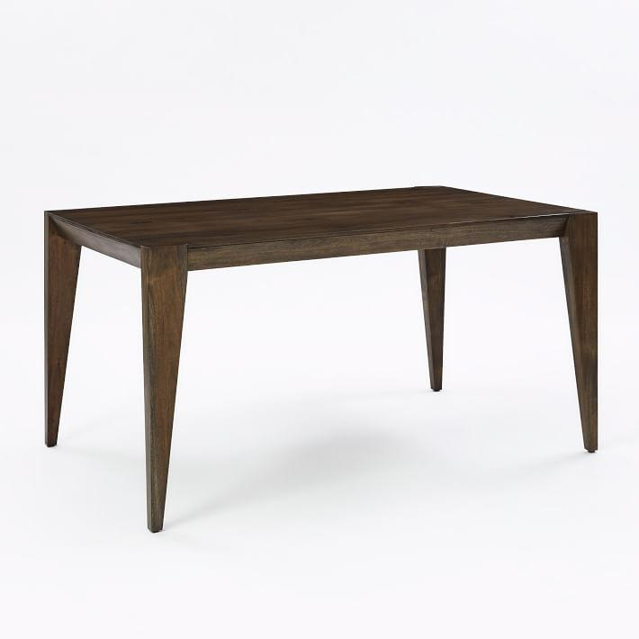 Dining Tables | West Elm Pertaining To Brushed Metal Dining Tables (View 16 of 20)