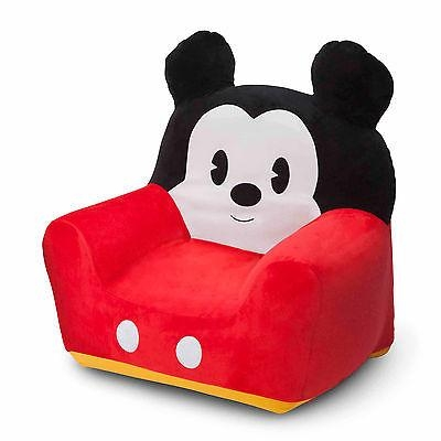 Disney Chair Mickey Mouse Club Kids Furniture Sofa Flip Open Couch Inside Mickey Flip Sofas (Image 4 of 20)
