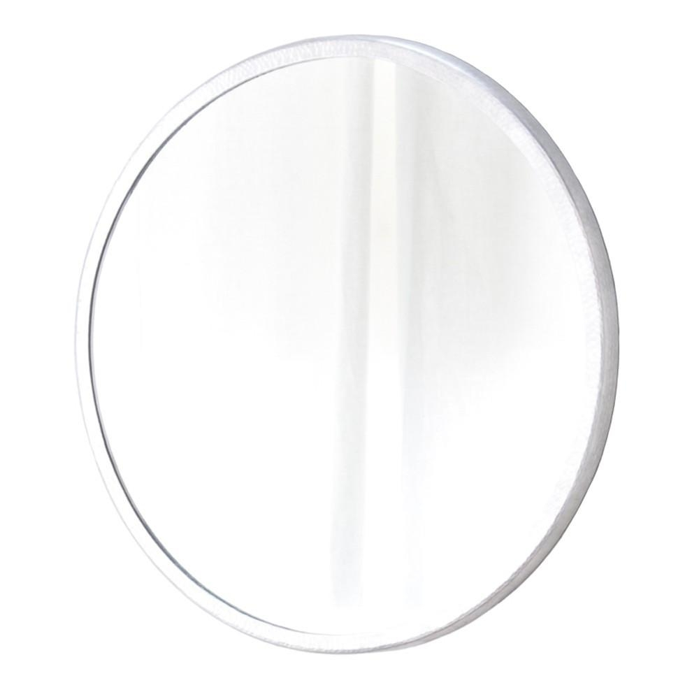 Divinity Round Framed Wall Mirror Mr525 | Native Trails With Round Mirrors (Image 5 of 20)