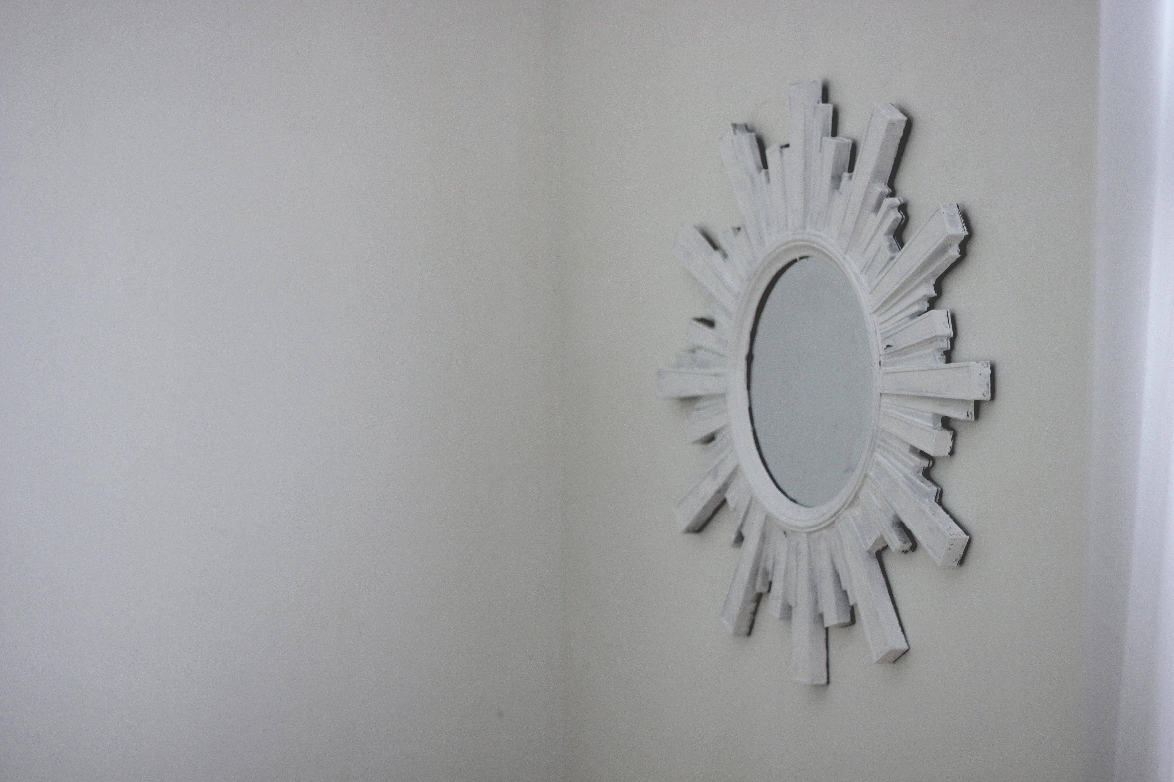 Diy Shabby Chic Mirror – Ramshackle Glam Intended For Mirror Shabby Chic (View 15 of 20)
