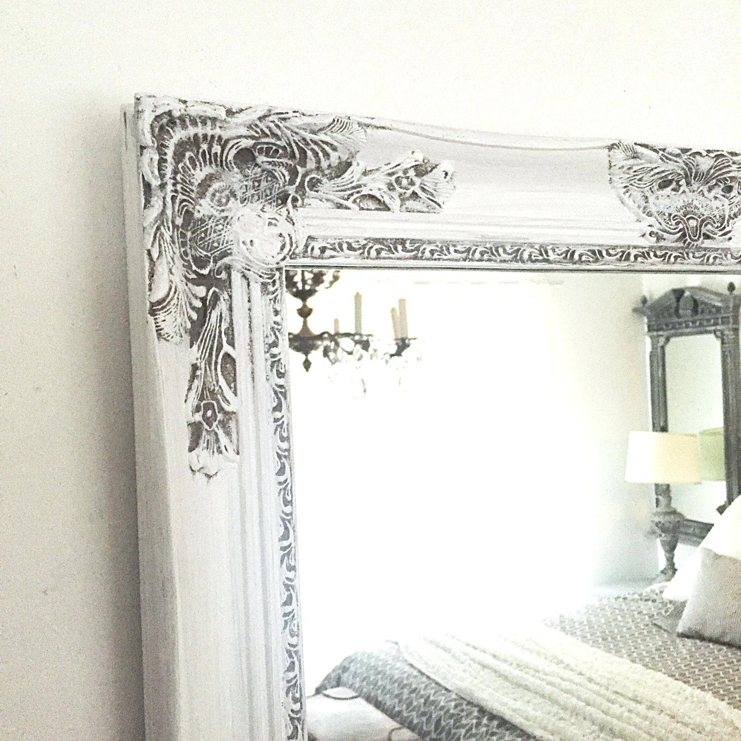 Diy Standing Mirror – Amlvideo With Regard To Wrought Iron Standing Mirror (Image 10 of 20)