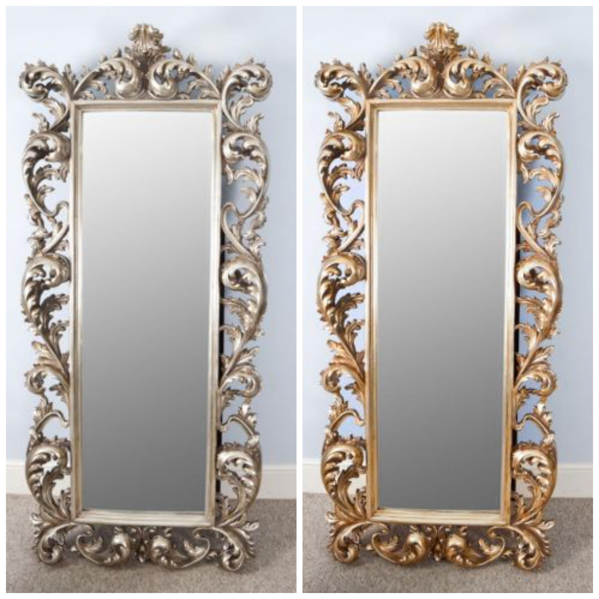 Download Decorative Gold Mirrors | Gen4Congress Within Gold Mirrors For Sale (Image 10 of 20)