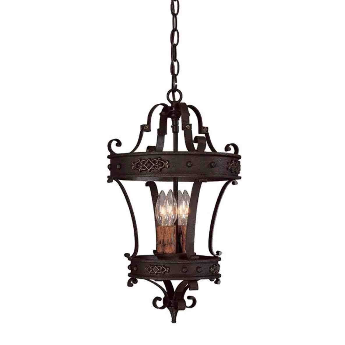 Dragg Inside Small Rustic Chandeliers (View 4 of 25)