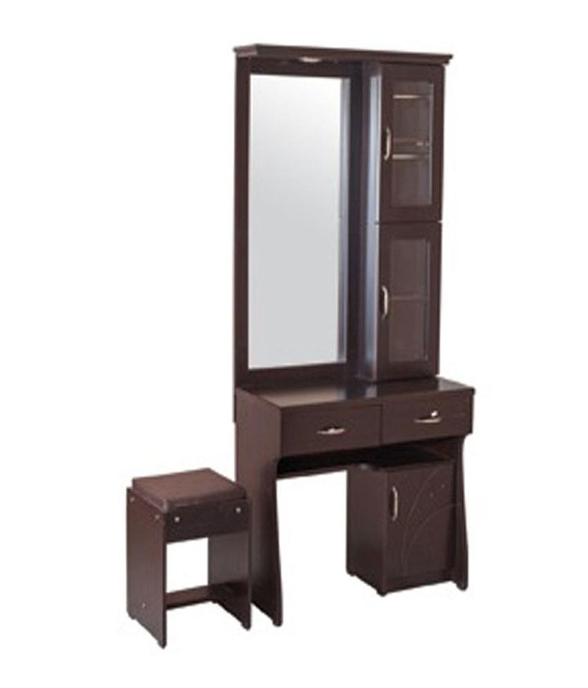 Dressing Tables: Buy Dressing Tables Online At Best Prices In Intended For Dressing Mirror Price (Image 13 of 20)