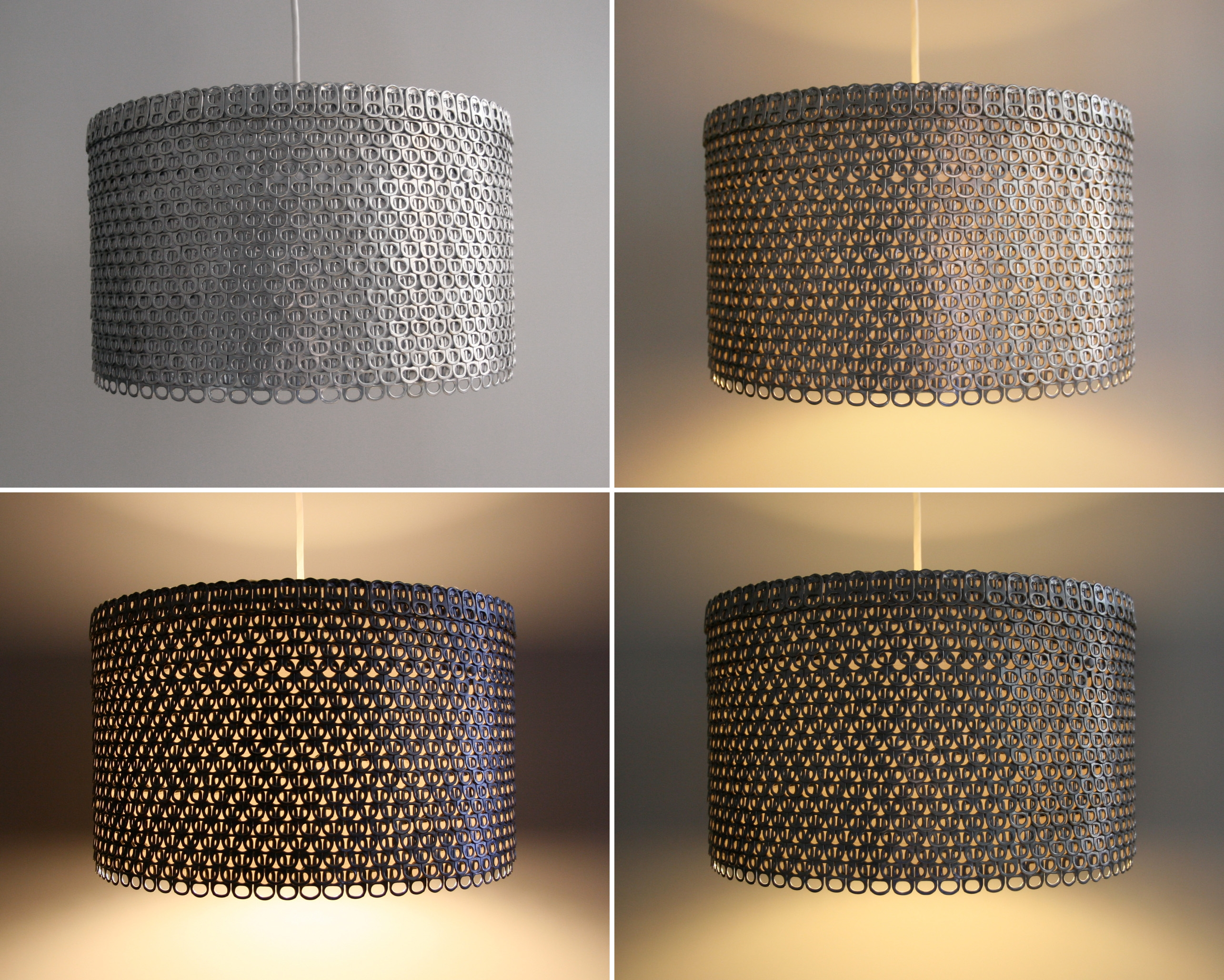 Drum Pendant Lighting Shades Pendant Lights With Punch Diy Drum Inside Metal Drum Chandeliers (Image 11 of 25)