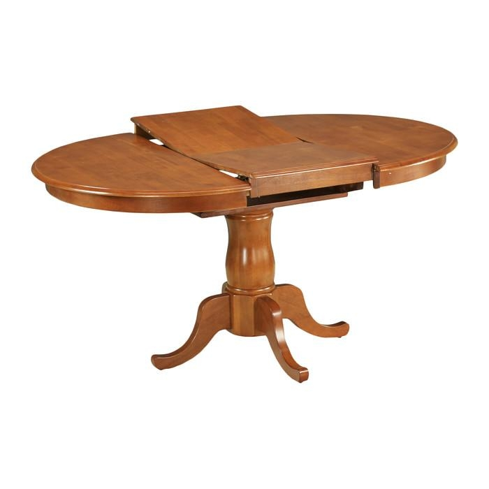 East West Portland Extendable Dining Table & Reviews | Wayfair For Portland Dining Tables (View 18 of 20)