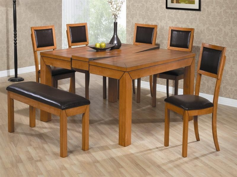 Top 20 Square Extending Dining Tables | Dining Room Ideas