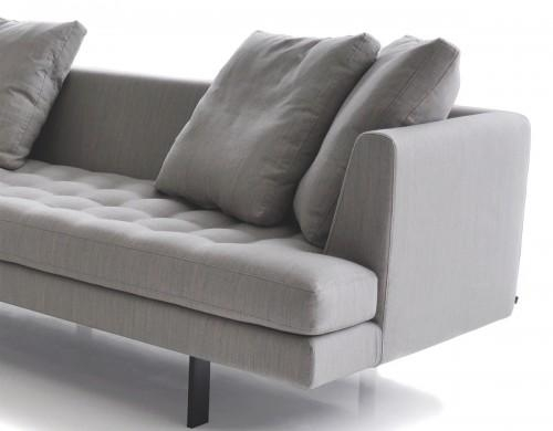Edward Sectional Sofa 210 – Hivemodern For Bensen Sofas (View 17 of 20)