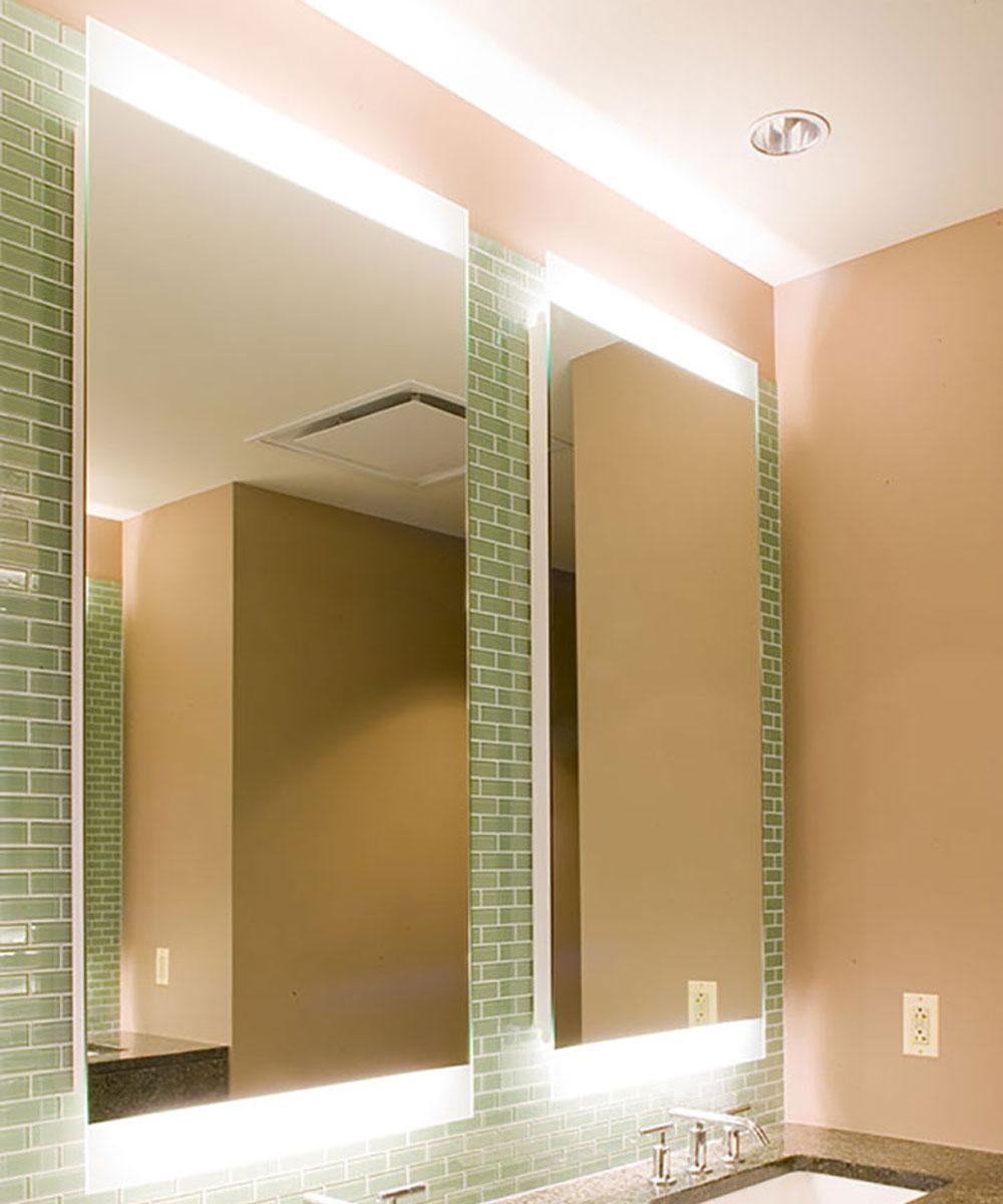 Electric Mirror – Lighted Mirror And Mirror Tv Within Hotel Mirrors (View 5 of 20)