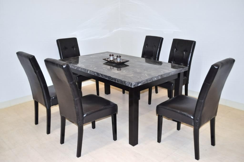 Enchanting Cheap Dining Room Sets For 6 13 About Remodel Chairs Throughout Dining Table Sets With 6 Chairs (Image 13 of 20)
