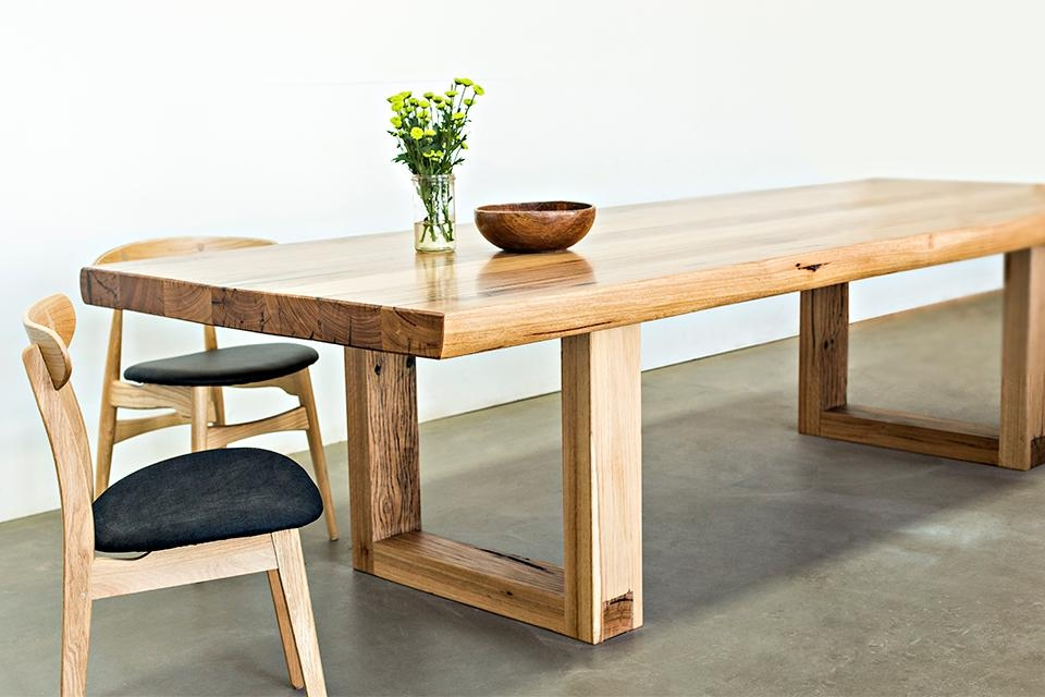 Enchanting Scandinavian Dining Table | All Dining Room Within Danish Style Dining Tables (Image 10 of 20)
