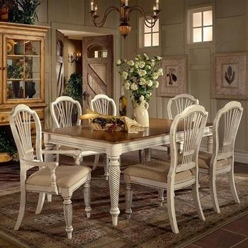 Enjoyable French Country Dining Tables | All Dining Room Inside French Country Dining Tables (Image 14 of 20)