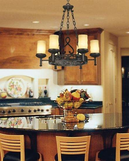 Epic Rustic Kitchen Chandelier 12 For Your Small Home Decor Regarding Small Rustic Kitchen Chandeliers (Image 12 of 25)