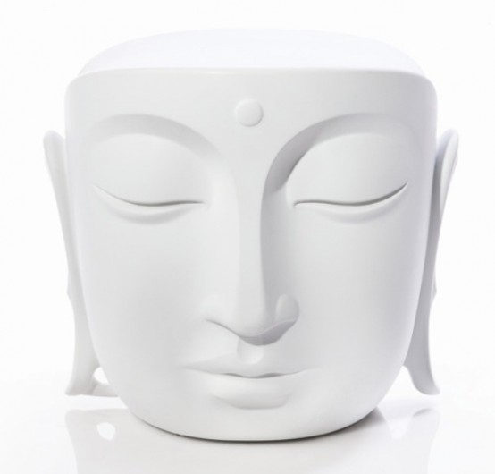 Excellent Best Buddha Coffee Tables In Design Styles Decorating Ideas Relaxing Buddha Head Table And Pouf (Image 17 of 50)