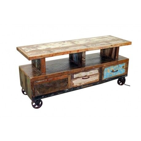 Excellent Best Industrial TV Cabinets With Regard To 14 Best Tv Stand Images On Pinterest Industrial Tv Stand Rustic (Image 5 of 50)