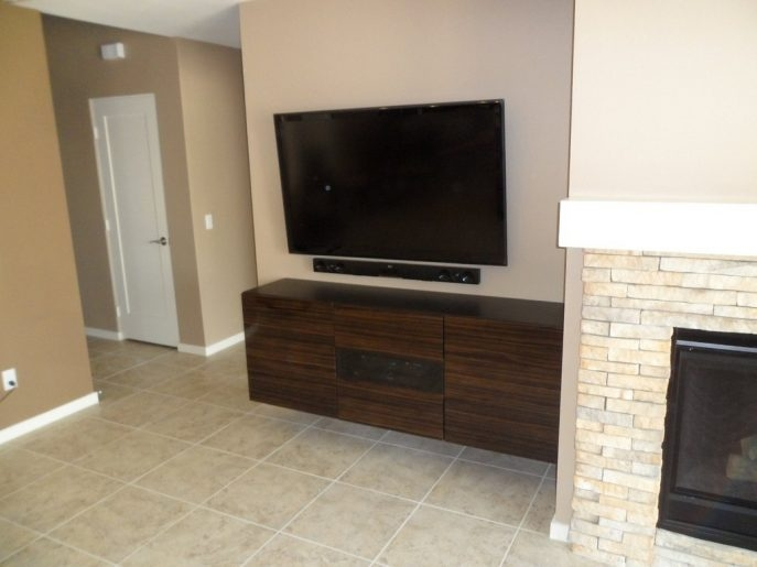Excellent Best Long Low TV Stands Regarding Bedroom Furniture Long Low Tv Stand Cherry Wood Tv Stands For (Image 10 of 50)