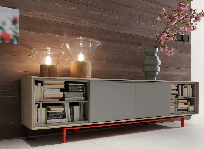 Excellent Best Modern Low TV Stands With Regard To 76 Best Tv Niteleritv Unit Images On Pinterest Architecture (View 50 of 50)