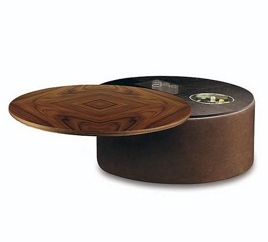 Excellent Best Round Coffee Tables With Storages For Round Coffee Table With Storage (Image 17 of 50)