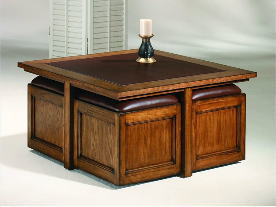 Excellent Best Square Coffee Tables With Storage For Square Coffee Tables With Storage (Image 14 of 50)