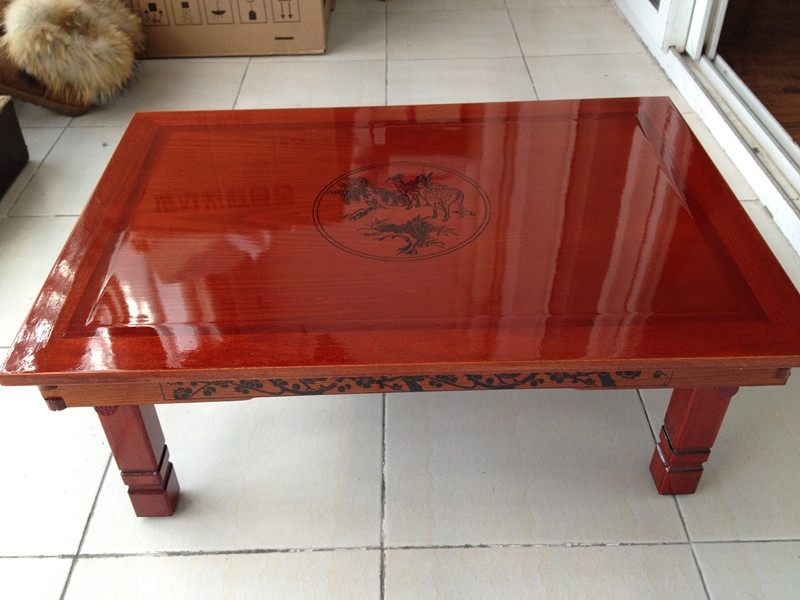 Excellent Brand New Big Low Coffee Tables Intended For Dining Room The Asian Coffee Table Ebay Details About Handmade (Image 17 of 50)
