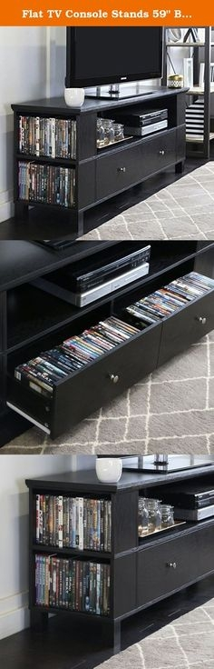 Excellent Brand New Cordoba TV Stands With Cordoba Black Entertainment Console Elegance And Function Combine (Image 14 of 50)