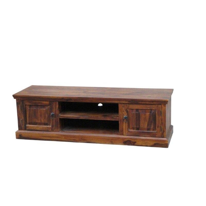 Excellent Brand New Sheesham TV Stands Inside Ethnic Elements Ganga Sheesham Tv Stand Reviews Wayfaircouk (Image 13 of 50)