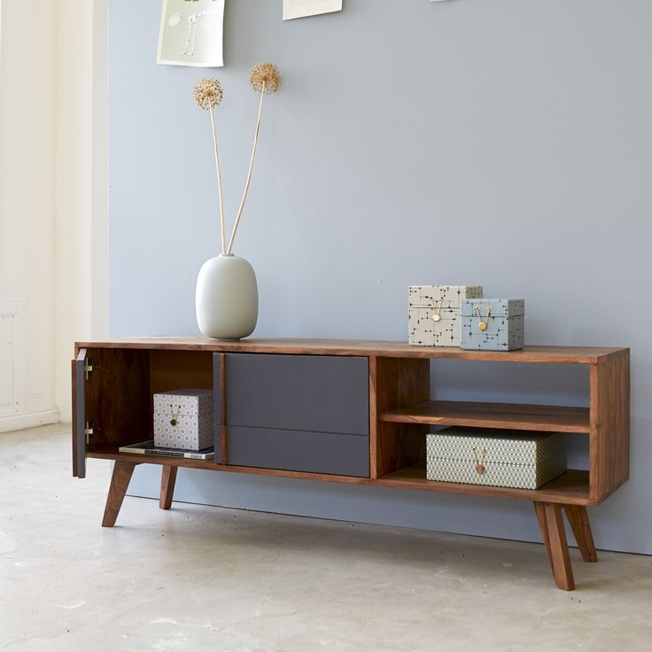 Excellent Brand New Sheesham Wood TV Stands Intended For Best 25 Tv Stand Cabinet Ideas Only On Pinterest Ikea Living (View 45 of 50)