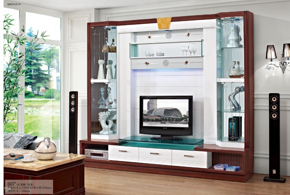 Excellent Brand New Wall Display Units & TV Cabinets Pertaining To Cabinet Decoration Picture More Detailed Picture About Tv (Image 15 of 50)