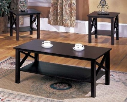 Excellent Common Cherry Wood Coffee Table Sets Pertaining To Coffee Table Coffee Table And End Table Sets Is An Essential (Image 16 of 50)