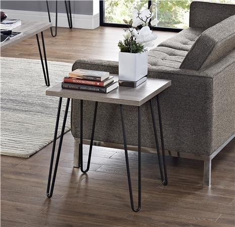 Excellent Common Retro Oak Coffee Tables Intended For Ameriwood Furniture Altra Furniture Owen Retro End Table (Image 18 of 50)