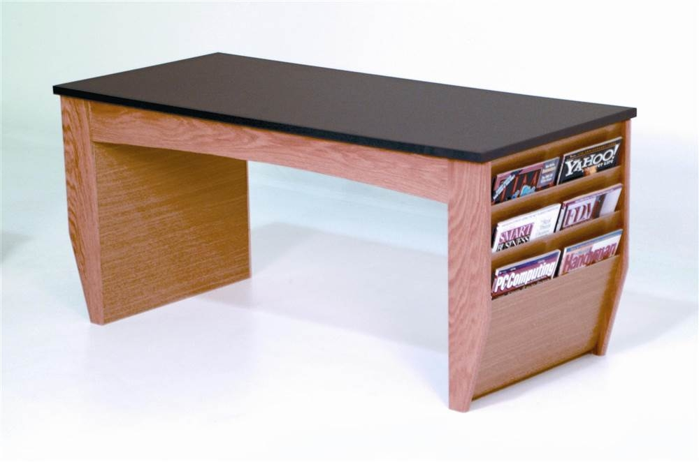Excellent Deluxe Coffee Tables With Magazine Rack In Convenience Concepts French Country Coffee Table Multiple (View 18 of 50)