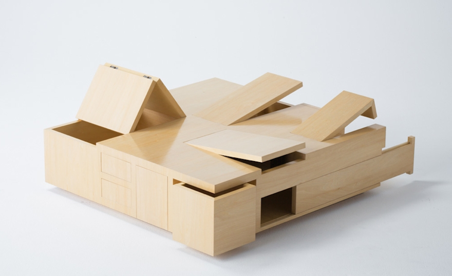 Excellent Deluxe Coffee Tables With Storage Regarding Designing For Small Spaces Coffee Tables With Storage Core (Image 11 of 40)